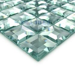 CoolTilescom Offers Optimal Tile OTT HomeTile Optimal Tile - 5x5 mirror tiles