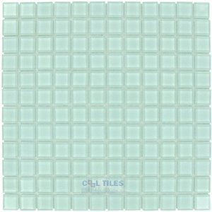 "Elida Ceramica - Dynasty Jubilee - 12""x12"" Glass Mosaic in Clear"