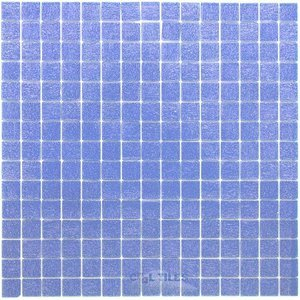 "Vicenza Mosaico Glass Tiles USA - Opal 3/4"" Glass Film-Faced Sheets in Rimini"