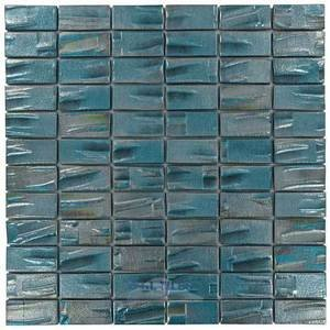 Mosaic Gl Tiles By Vidrepur Moon Collection 1 X 2 Recycled Tile