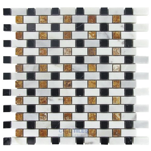 CoolTilescom Offers Illusion Glass Tile UBC82454 HomeTile