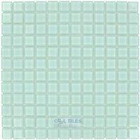 elida ceramica dynasty tile 12 x12 glass mosaic in clear
