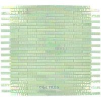 "Elida Ceramica - Elite Tile - 14""x13"" Glass Mosaic in Oyster Brick"