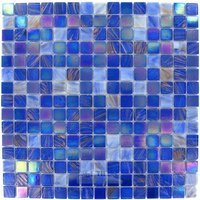 Onix Mosaico Glass Tiles - ClassyGlass Mixes - Fiji