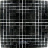"Vicenza Mosaico Glass Tiles - Touch Glass Tile - 3/4"" Glass Film-Faced Sheets In Evening"