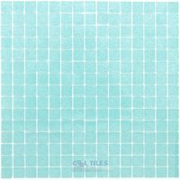 "Vicenza Mosaico Glass Tiles - Opal 3/4"" Glass - 3/4"" Glass Film-Faced Sheets in Monte Rosa"