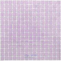 "Vicenza Mosaico Glass Tiles - Opal 3/4"" Glass - 3/4"" Glass Film-Faced Sheets in Pistoia"