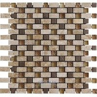 Illusion Glass Tile - Inspiration - Glass and Stone Mosaic Tile in Whim