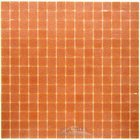"Vicenza Mosaico Glass Tiles USA - Opal 3/4"" Glass Film-Faced Sheets in Trebbia"