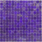 "Vicenza Mosaico Glass Tiles USA - Spark 3/4"" Glass Film-Faced Sheets in Cytherea"