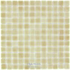 CLOSEOUT SPECIALS by Vidrepur Glass Mosaic Recycled Glass Tile Mesh Backed Sheet in Sunrise